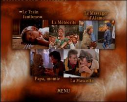 photo 2/2 - Menu Dvd - Histoires Fantastiques - Saison 1 - © Universal Pictures Vidéo