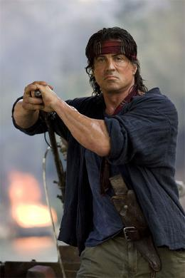 photo 145/172 - John Rambo - Sylvester Stallone - © M�tropolitan Film