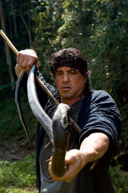 photo 124/172 - John Rambo - Sylvester Stallone - © M�tropolitan Film