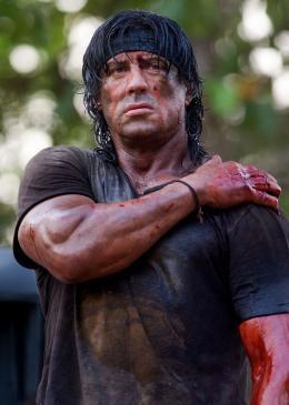 photo 144/172 - John Rambo - Sylvester Stallone - © M�tropolitan Film