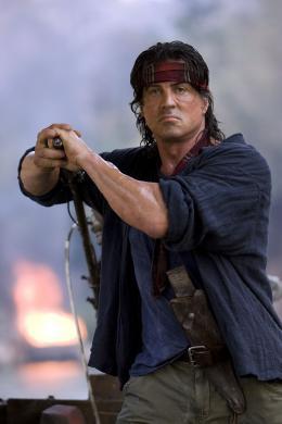 photo 123/172 - John Rambo - Sylvester Stallone - © M�tropolitan Film