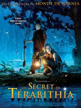 photo 1/22 - Affiche du film - Le Secret de Térabithia - © SND