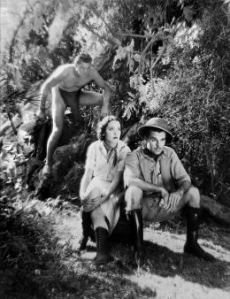 Johnny Weissmuller Tarzan, l'homme singe photo 9 sur 14