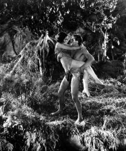 Johnny Weissmuller Tarzan, l'homme singe photo 1 sur 14