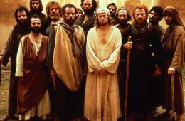 photo 4/6 - Harvey Keitel, Victor Argo, Willem Dafoe - La dernière tentation du Christ - © Ciné Sorbonne