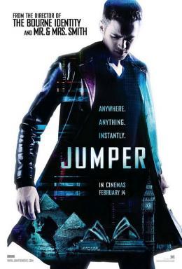 photo 37/43 - Affiche du film - Jumper - © 20th Century Fox