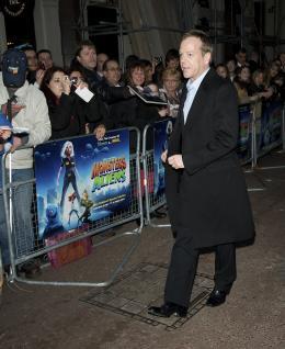 photo 100/121 - Kiefer Sutherland - Avant-première à Londres (Mars 2009) - Monstres contre Aliens - © Paramount