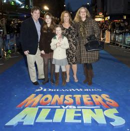 Lisa Maxwell Avant-première londonnienne de Monstres Contre Aliens photo 1 sur 4