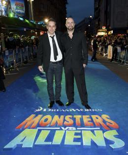 Conrad Vernon Avant-premi�re londonnienne de Monstres Contre Aliens photo 7 sur 7