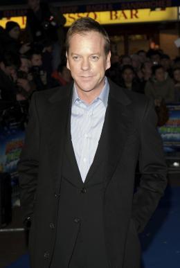 photo 88/121 - Kiefer Sutherland - Avant-première à Londres (Mars 2009) - Monstres contre Aliens - © Paramount