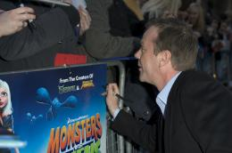 photo 116/121 - Kiefer Sutherland - Avant-première à Londres (Mars 2009) - Monstres contre Aliens - © Paramount