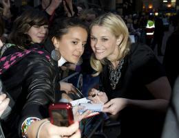 photo 105/121 - Reese Witherspoon - Avant-première à Londres (Mars 2009) - Monstres contre Aliens - © Paramount