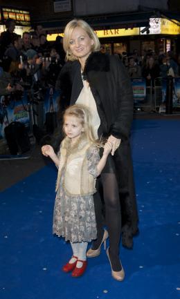 photo 68/121 - Alice Beer (présentatrice TV) - Avant-première à Londres (Mars 2009) - Monstres contre Aliens - © Paramount