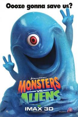 photo 13/121 - Monstres contre Aliens - © Paramount