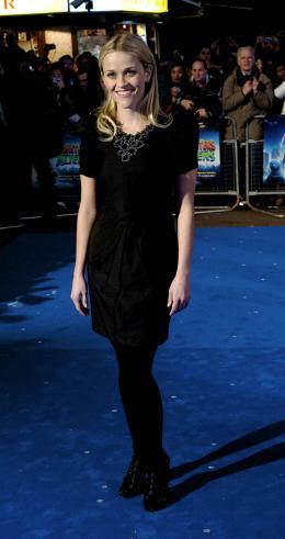 photo 53/121 - Reese Witherspoon - Avant-première à Londres (Mars 2009) - Monstres contre Aliens - © Paramount
