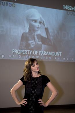 photo 36/121 - Louise Bourgoin - Sur le doublage - Monstres contre Aliens - © Paramount