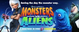 photo 28/121 - Monstres contre Aliens - © Paramount