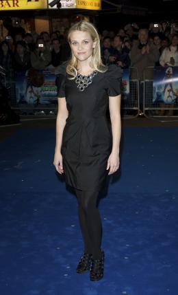 photo 59/121 - Reese Witherspoon - Avant-première à Londres (Mars 2009) - Monstres contre Aliens - © Paramount