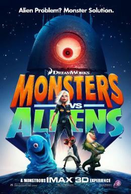 photo 29/121 - Monstres contre Aliens - © Paramount