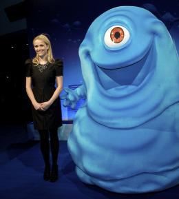photo 92/121 - Reese Witherspoon - Avant-première à Londres (Mars 2009) - Monstres contre Aliens - © Paramount
