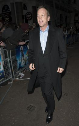 photo 104/121 - Kiefer Sutherland - Avant-première à Londres (Mars 2009) - Monstres contre Aliens - © Paramount