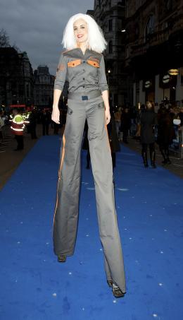 photo 55/121 - Avant-première à Londres (Mars 2009) - Monstres contre Aliens - © Paramount