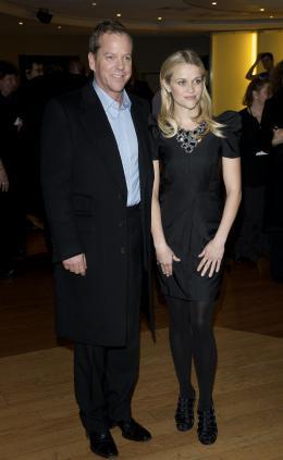 photo 90/121 - Kiefer Sutherland et Reese Witherspoon - Avant-première à Londres (Mars 2009) - Monstres contre Aliens - © Paramount