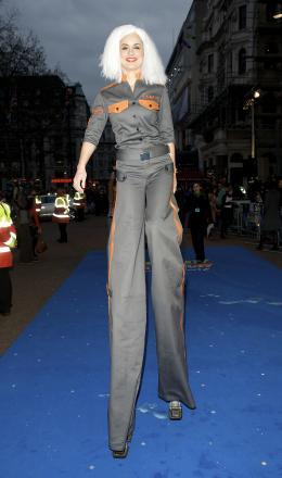 photo 57/121 - Avant-première à Londres (Mars 2009) - Monstres contre Aliens - © Paramount