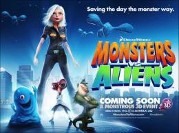 photo 27/121 - Monstres contre Aliens - © Paramount
