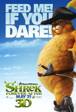 photo 61/153 - Affiche préventive US - Shrek 4, il était une fin - © Paramount