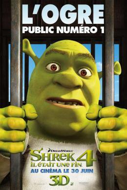 photo 53/153 - Affiche préventive française - Shrek 4, il était une fin - © Paramount