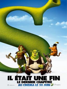 photo 65/153 - Affiche préventive US - Shrek 4, il était une fin - © Paramount