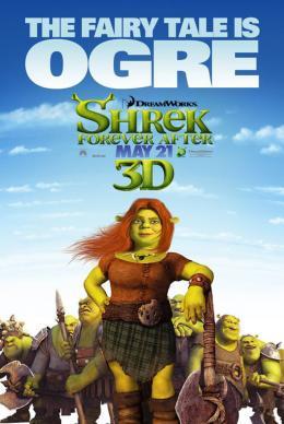 photo 59/153 - Affiche préventive US - Shrek 4, il était une fin - © Paramount