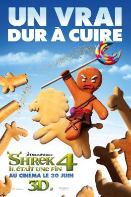 photo 54/153 - Affiche préventive française - Shrek 4, il était une fin - © Paramount