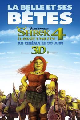 photo 55/153 - Affiche préventive française - Shrek 4, il était une fin - © Paramount