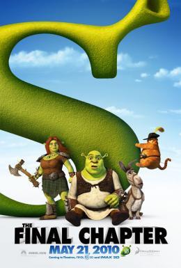 photo 64/153 - Affiche préventive US - Shrek 4, il était une fin - © Paramount