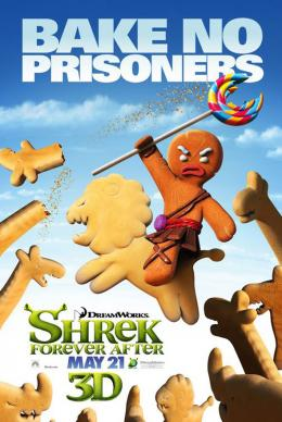 photo 60/153 - Affiche préventive US - Shrek 4, il était une fin - © Paramount