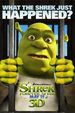 photo 58/153 - Affiche préventive US - Shrek 4, il était une fin - © Paramount