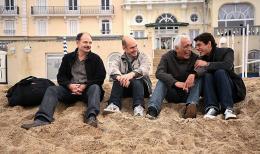 photo 14/18 - Marc Lavoine, Gerard Darmon, Jean-Pierre Darroussin et Bernard Campan - Le coeur des hommes 2 - © Path� Distribution