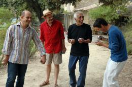 photo 9/18 - Bernard Campan, Jean-Pierre Darroussin, Gerard Darmon, Marc Lavoine - Le coeur des hommes 2 - © Path� Distribution