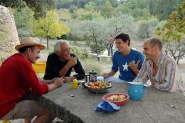 photo 7/18 - Jean-Pierre Darroussin, Gerard Darmon, Marc Lavoine, Bernard Campan - Le coeur des hommes 2 - © Path� Distribution