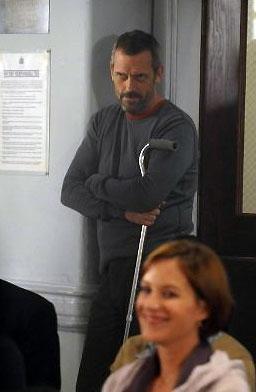 photo 32/60 - Dr. House - Saison 6 - Hugh Laurie - © Fox