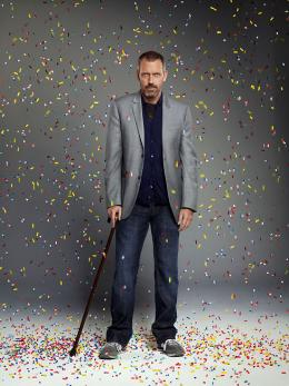 photo 37/60 - Dr House - Photos promotionnelles de la saison 6 - Hugh Laurie - © Fox
