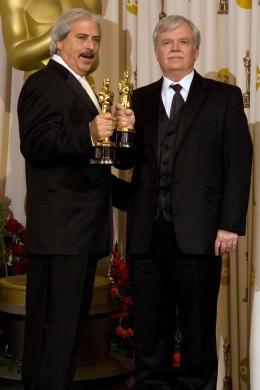 Bub Asman Cérémonie des Oscars 2007 photo 1 sur 1