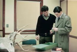photo 67/136 - Michael Ontkean et Kyle MacLachlan - Twin Peaks - Saison 1