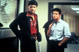 photo 99/136 - Everett McGill et James Marshall - Twin Peaks - Saison 1