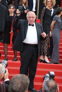 Raymond Depardon Cannes 2017 - Twin Peaks Tapis photo 1 sur 6