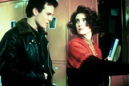 photo 44/136 - James Marshall et Sherilyn Fenn - Twin Peaks - Saison 1