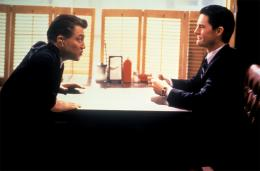 photo 94/136 - David Lynch et Kyle MacLachlan - Twin Peaks - Saison 1