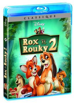 photo 1/1 - Blu-Ray - Rox et Rouky 2 : Amis pour la vie - © Walt Disney Home Entertainment Vid�o